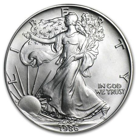2016 1 1oz Silver American Eagle