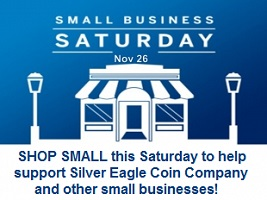 Small Business Saturday - 11/28/15