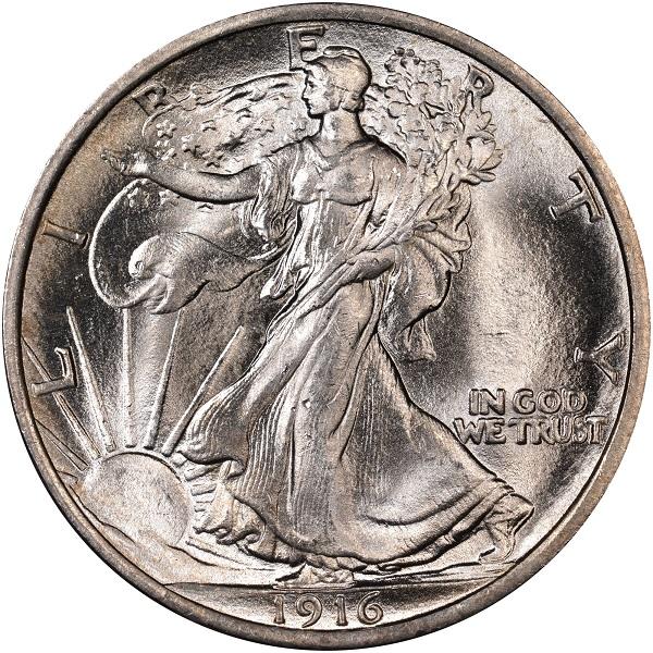 American Eagle Silver Dollar 1986